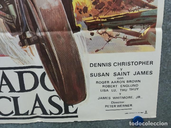 Cine: Brian, soldado de primera clase. Dennis Christopher, Susan Saint James AÑO 1982. POSTER ORIGINAL - Foto 4 - 221259133