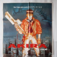 Cinema: CARTEL CINE AKIRA NEO TOKYO A PUNTO EXPLOTAR C747. Lote 221280207