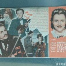 Cinema: DIVINO VALS - PROGRAMA DOBLE, SIN DOBLAR.. Lote 221308158