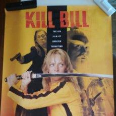 Cine: POSTER KILL BILL QUENTIN TARANTINO UMA THURMAN 68X98 CM. Lote 221378420