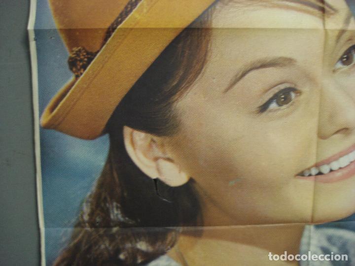 Cine: CDO 6140 ROCIO DE LA MANCHA ROCIO DURCAL LUIS LUCIA POSTER ORIGINAL 70X100 ESTRENO - Foto 3 - 221563840