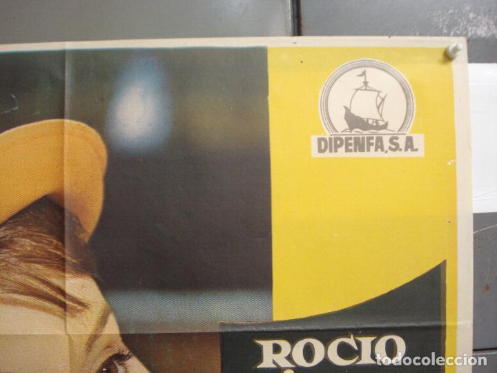 Cine: CDO 6140 ROCIO DE LA MANCHA ROCIO DURCAL LUIS LUCIA POSTER ORIGINAL 70X100 ESTRENO - Foto 6 - 221563840