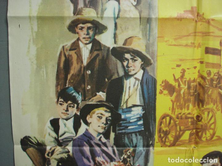 Cine: CDO 6168 LA COLINA DE LOS PEQUEÑOS DIABLOS LEON KLIMOVSKY POSTER ORIGINAL 70X100 ESTRENO - Foto 3 - 221570946