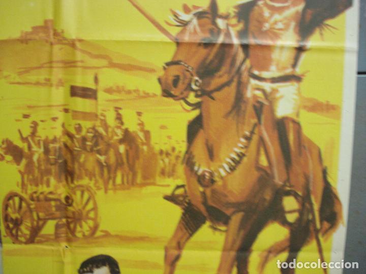 Cine: CDO 6168 LA COLINA DE LOS PEQUEÑOS DIABLOS LEON KLIMOVSKY POSTER ORIGINAL 70X100 ESTRENO - Foto 7 - 221570946