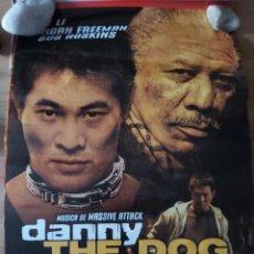 Cine: DANNY THE DOG - APROX 70X100 CARTEL ORIGINAL CINE (L76). Lote 221622998