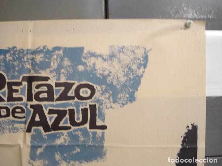 Cine: CDO 6249 UN RETAZO DE AZUL ELIZABETH HARTMAN SIDNEY POITIER POSTER ORIGINAL 70X100 ESTRENO - Foto 7 - 221668928