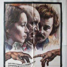 Cine: ANTIGUO CARTEL CINE ¿... Y EL PROJIMO.? ANTONIO FERRANDIZ 1974 MAD R8. Lote 221669203