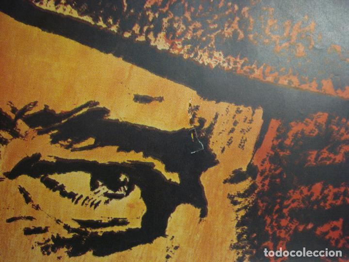 Cine: CDO 6252 EL RETORNO DE CLINT EL SOLITARIO GEORGE MARTIN SPAGHETTI POSTER ORIGINAL 70X100 ESTRENO - Foto 4 - 221671338