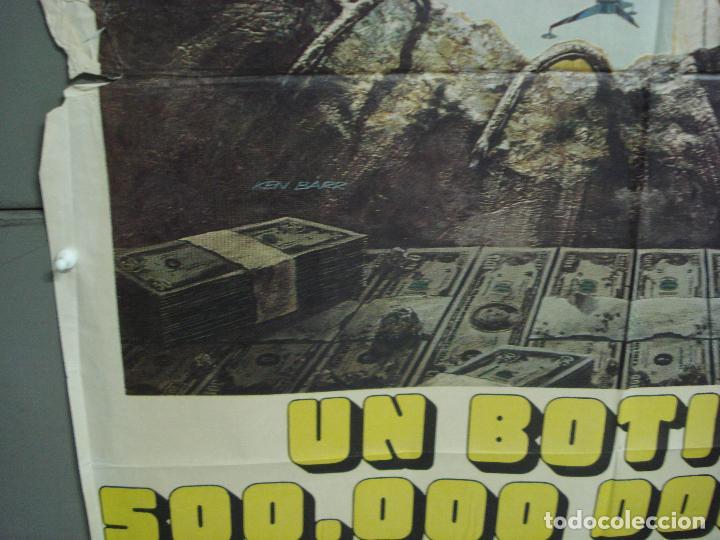 Cine: CDO 6257 UN BOTIN DE 500000 DOLARES CLINT EASTWOOD MICHAEL CIMINO POSTER ORIGINAL 70X100 ESTRENO - Foto 4 - 221672478