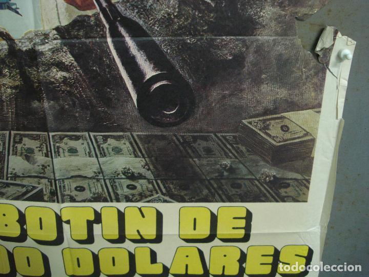 Cine: CDO 6257 UN BOTIN DE 500000 DOLARES CLINT EASTWOOD MICHAEL CIMINO POSTER ORIGINAL 70X100 ESTRENO - Foto 8 - 221672478