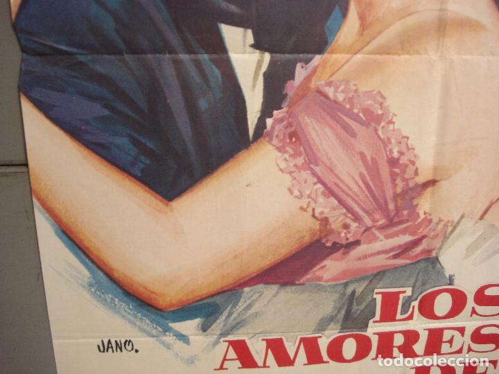 Cine: CDO 6258 LOS AMORES DE LADY HAMILTON MICHELE MERCIER RICHARD JOHNSON POSTER ORIGINAL 70X100 ESTRENO - Foto 4 - 221672670