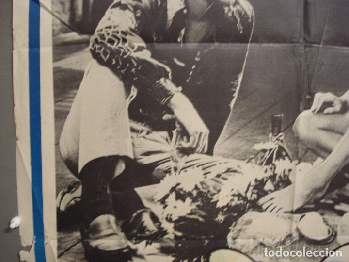 Cine: CDO 6261 LAS MARIPOSAS SON LIBRES GOLDIE HAWN POSTER ORIGINAL 70X100 ESTRENO - Foto 3 - 221673391