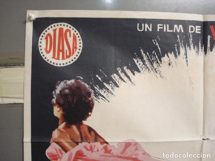 Cine: CDO 6287 NO SE COMPRA EL SILENCIO LOLA FALANA WILLIAM WYLER JANO POSTER ORIGINAL 70X100 ESTRENO - Foto 2 - 221685505