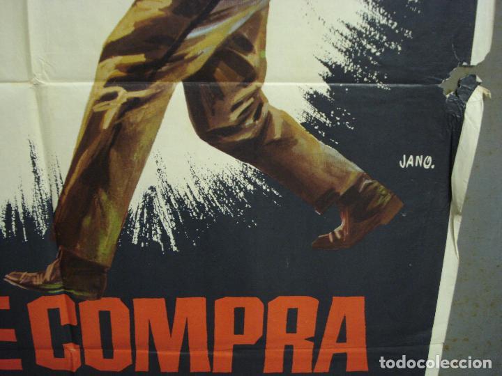 Cine: CDO 6287 NO SE COMPRA EL SILENCIO LOLA FALANA WILLIAM WYLER JANO POSTER ORIGINAL 70X100 ESTRENO - Foto 8 - 221685505