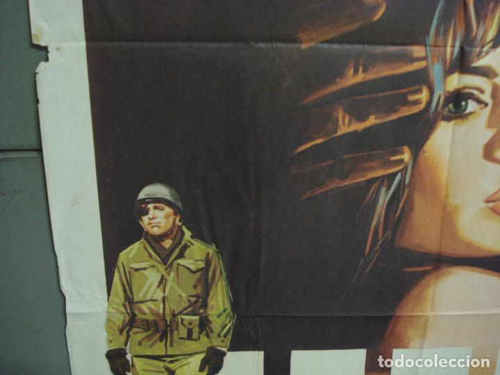 Cine: CDO 6299 LA FORTALEZA BURT LANCASTER PETER FALK POSTER ORIGINAL 70X100 ESTRENO - Foto 4 - 221690042