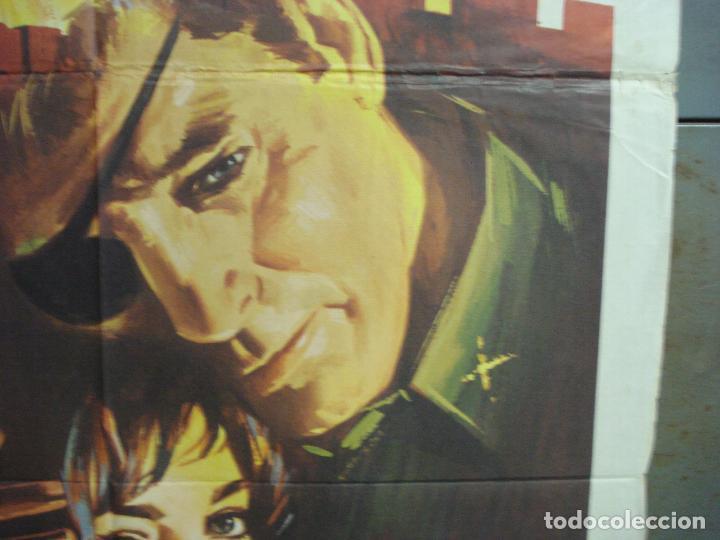Cine: CDO 6299 LA FORTALEZA BURT LANCASTER PETER FALK POSTER ORIGINAL 70X100 ESTRENO - Foto 7 - 221690042