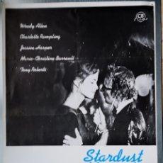 Cine: STARDUST MEMORIES (RECUERDOS) - WOODY ALLEN - 1980 - 70 X 100. Lote 221700890