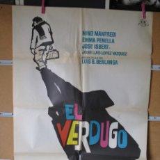Cine: EL VERDUGO. Lote 221783448
