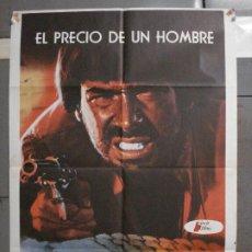 Cine: CDO 6356 EL PRECIO DE UN HOMBRE TOMAS MILIAN RICHARD WYLER SPAGHETTI POSTER ORIGINAL 70X100 ESPAÑOL. Lote 221791472