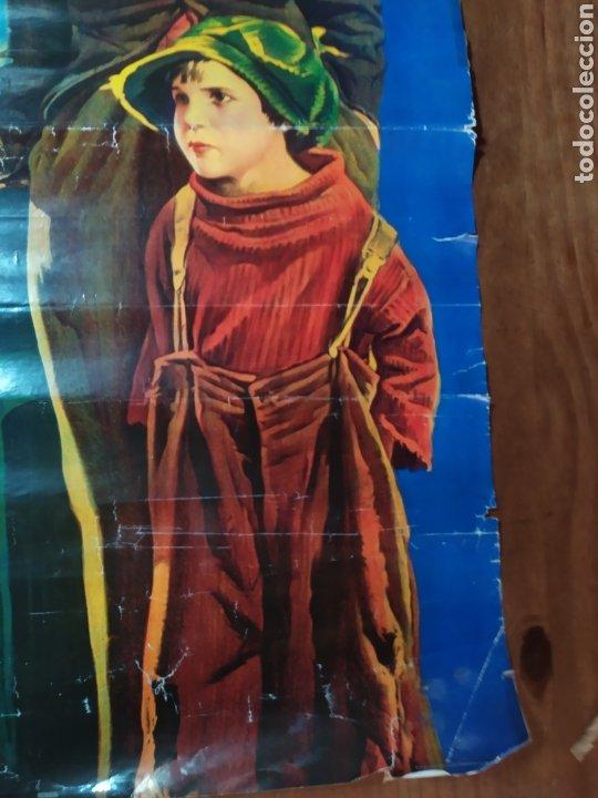 Cine: Cartel película The Kid, Charles Chaplin - Foto 3 - 221793866