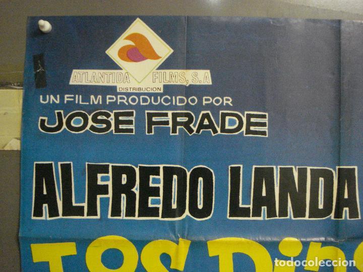 Cine: CDO 6430 LOS DIAS DE CABIRIO ALFREDO LANDA JANO POSTER ORIGINAL 70X100 ESTRENO - Foto 2 - 221930395