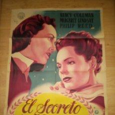 Cine: EL SECRETO DE SU HERMANA. Lote 221941946