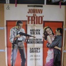 Cine: L2083 JOHNNY EL FRIO. Lote 221963882
