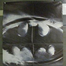 Cine: CDO 6471 BATMAN VUELVE MICHAEL KEATON TIM BURTON MICHELLE PFEIFFER POSTER ORIGINAL 70X100 AVANCE. Lote 222047058