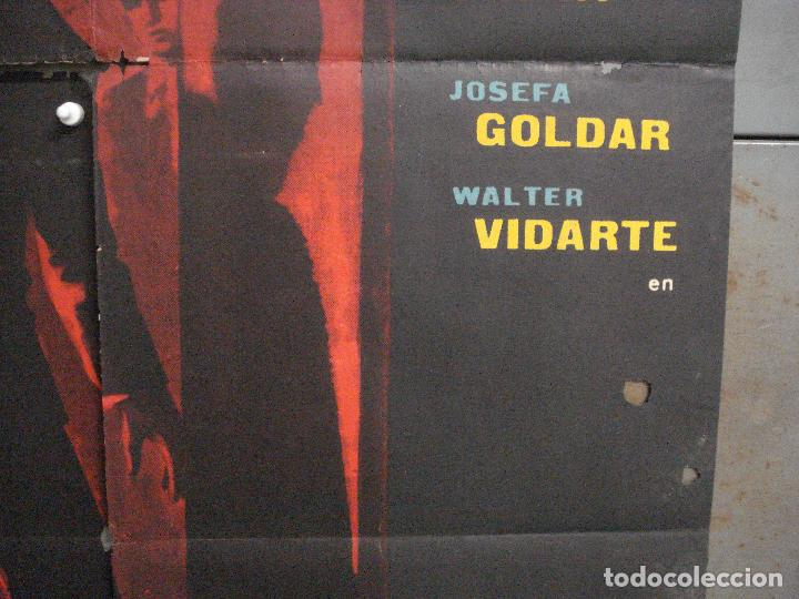 Cine: CDO 6472 PROCESADO 1040 NARCISO IBAÑEZ MENTA WALTER VIDARTE POSTER ORIGINAL 70X100 ESTRENO - Foto 7 - 222047935