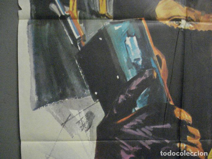 Cine: CDO 6479 ASALTO AL TREN DE GLASGOW POSTER ORIGINAL 70X100 ESTRENO - Foto 3 - 222055767