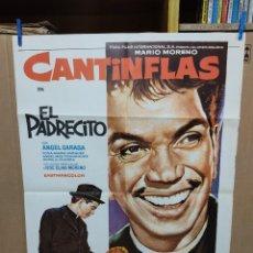 Cine: EL PADRECITO CANTINFLAS MAC POSTER ORIGINAL ESPAÑOL 70X100. Lote 222321223