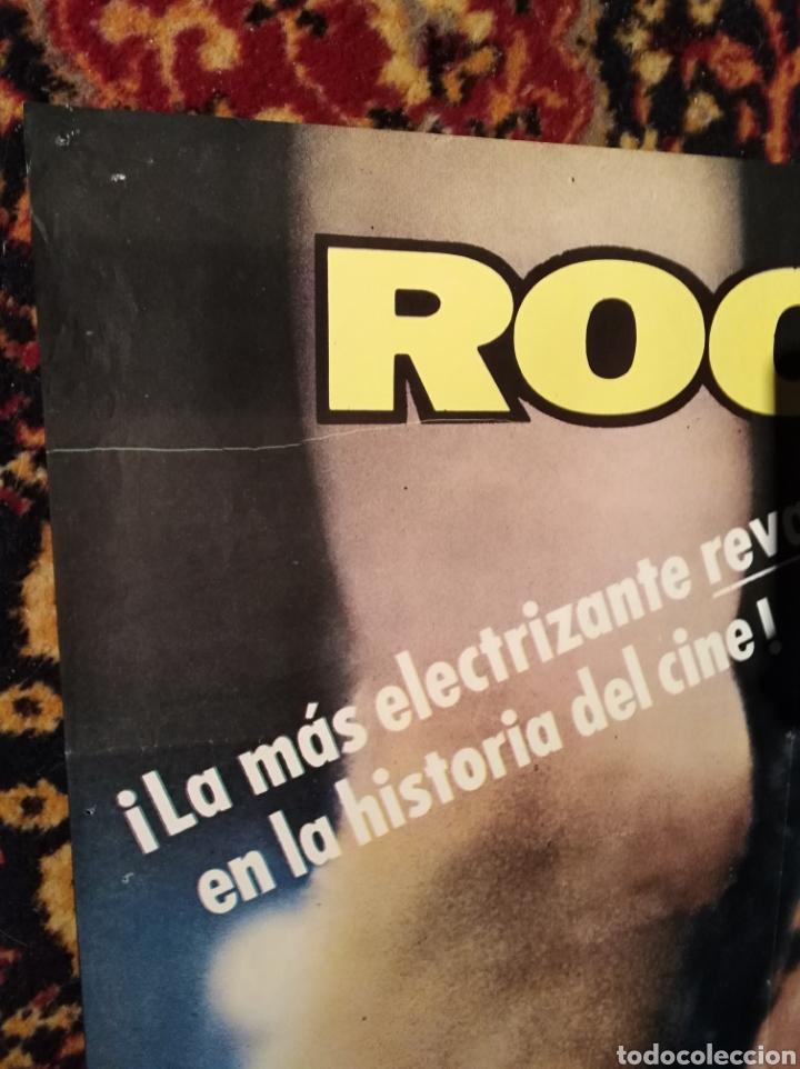 Cine: ROCKY II SYLVESTER STALLONE POSTER ORIGINAL 70 X100 - Foto 3 - 42542200