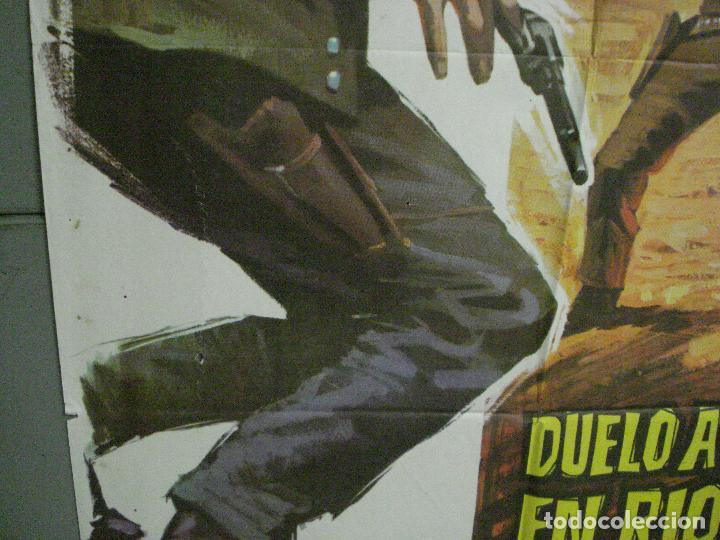 Cine: CDO 6571 DUELO A MUERTE EN RIO ROJO GLENN FORD ANGIE DICKINSON ESC POSTER ORIGINAL 70X100 ESTRENO - Foto 4 - 222483462