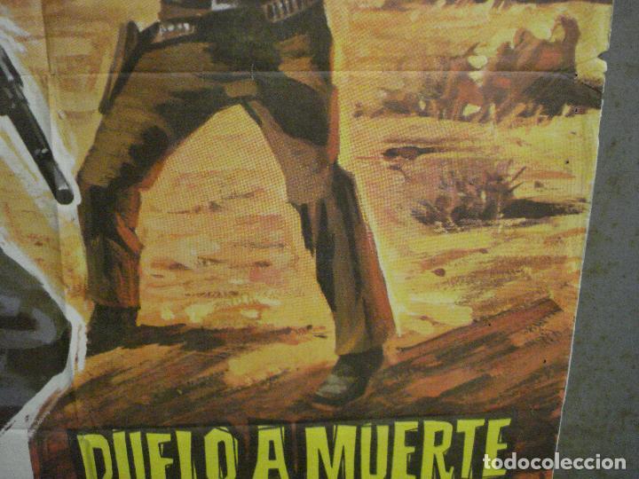 Cine: CDO 6571 DUELO A MUERTE EN RIO ROJO GLENN FORD ANGIE DICKINSON ESC POSTER ORIGINAL 70X100 ESTRENO - Foto 8 - 222483462