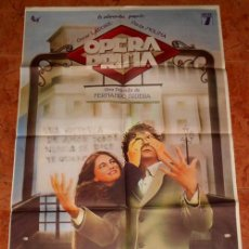 "Cine: POSTER DE CINE DE LA PELICULA ""OPERA PRIMA"". OSCAR LADOIRE. ANTONIO RESINES. Lote 222487918"