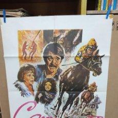 Cine: CAMPEON II. VERA MILES, STUART WHITMAN, SAM GROOM, PANCHITO GOMEZ. AÑO 1982.. Lote 222541560