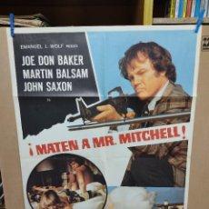 Cine: MATEN A MR. MITCHELL - JOE DON BAKER, MARTIN BALSAM, JOHN SAXON. AÑO 1979.. Lote 222543338