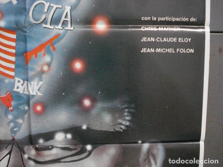 Cine: CDO 6600 LA ESPIRAL MATTELART MEPPIEL MAYOUX DOCUMENTAL POSTER ORIGINAL 70X100 ESTRENO - Foto 7 - 222549911