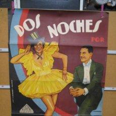 Cine: DOS NOCHES. Lote 222612083
