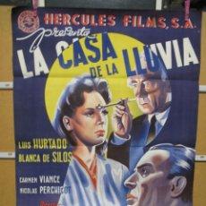 Cine: LA CASA DE LA LLUVIA. Lote 222612476