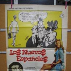 Cine: LOS NUEVOS ESPAÑOLES. Lote 222612956