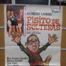 Cine: PISITO DE SOLTERAS. Lote 222613106