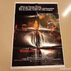 Cine: BUSCANDO AL SR. GOODBAR CARTEL ORIGINAL ESTRENO 1977 RICHARD BROOKS, DIANE KEATON. Lote 222667980