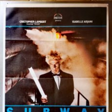 Cine: SUBWAY - 70 X 100. Lote 222789428