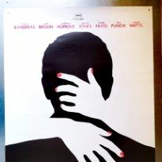 Cine: CONEIXARÀS L'HOME DELS TEUS SOMNIS - WOODY ALLEN - 70 X 100 - 2010. Lote 222839978