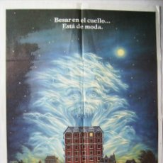 Cine: NOCHE DE MIEDO 2, CON RODDY MCDOWALL. PÓSTER. 70 X 99,5 CMS.1988.. Lote 222846632