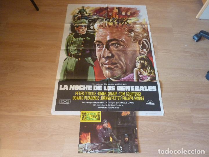 POSTER + COLECCION COMPLETA DE POSTALES (Cine - Posters y Carteles - Bélicas)