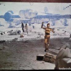 Cine: AFICHE STAR WARS IMPERIO CONTRAATACA ORIGINAL USA 1980. Lote 223515370