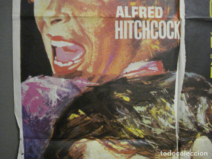 Cine: AAP51D PSICOSIS psycho ALFRED HITCHCOCK PERKINS MAC POSTER ORIGINAL 70X100 ESPAÑOL R-71 - Foto 3 - 223959527