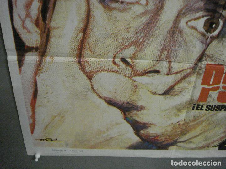 Cine: AAP51D PSICOSIS psycho ALFRED HITCHCOCK PERKINS MAC POSTER ORIGINAL 70X100 ESPAÑOL R-71 - Foto 5 - 223959527